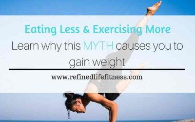 Eating Less Exercising More But Not Losing Weight-What's going on?