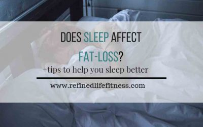 Does Sleep Affect Fat Loss?