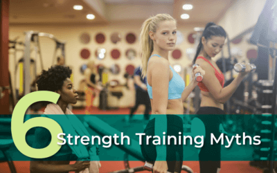 6 Strength Training Myths for Women to Overcome
