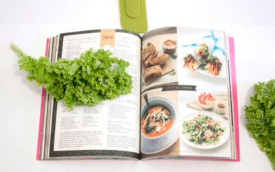 Top Benefits of Using a Cookbook in Your Health Journey